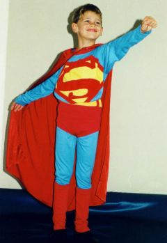 Kód: Superman Tm: 130-170 cm